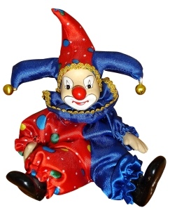 Jester Doll