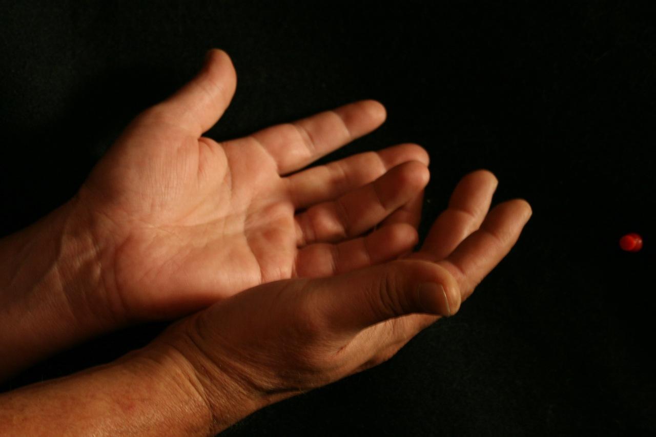Open Hands (Photo: Flickr)