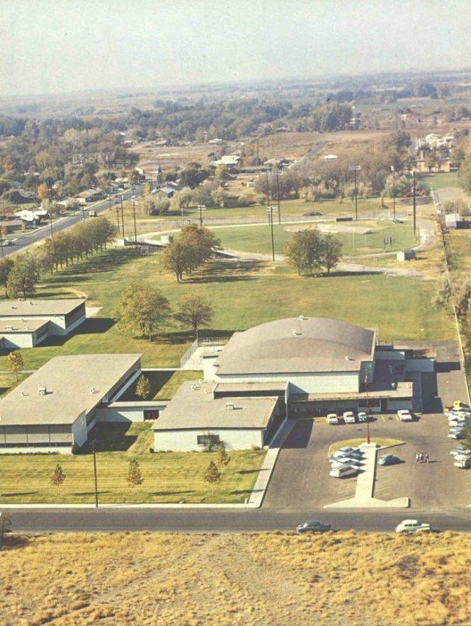Hermiston Senior High School 1966