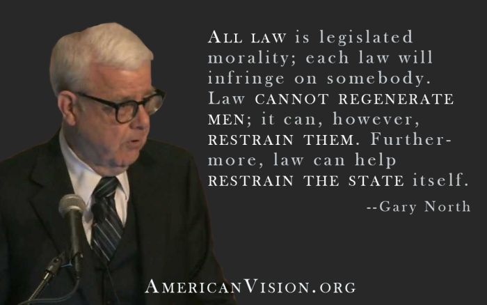 Gary-North-legislate-morality