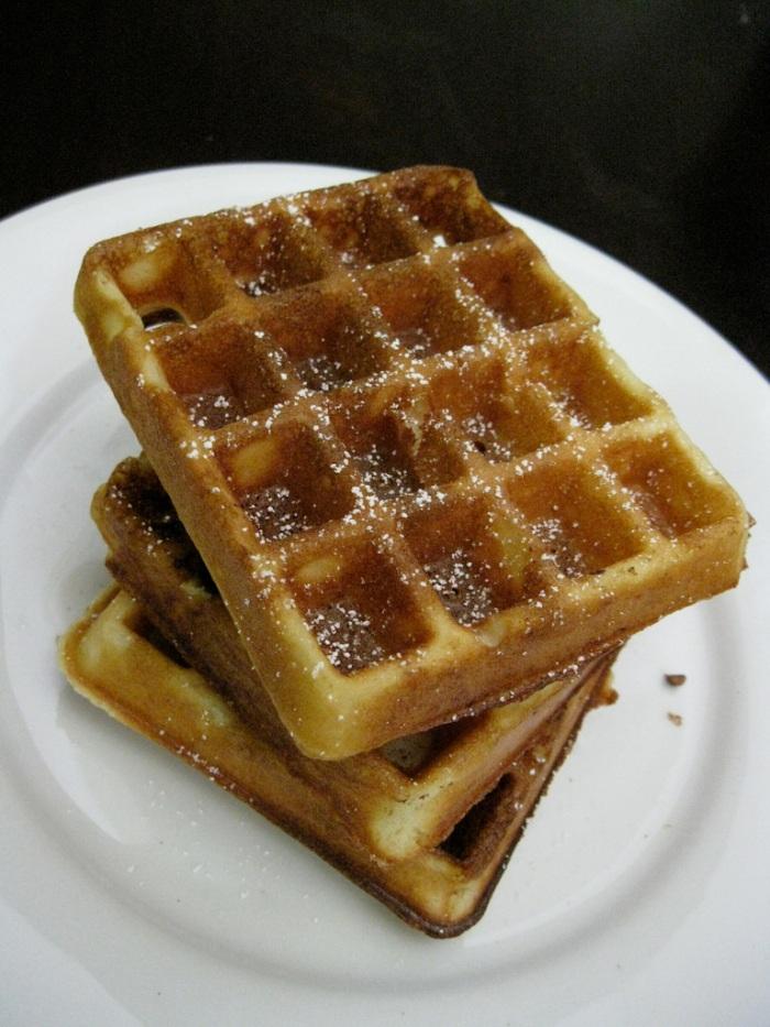 Crispy Waffle's Crispy Waffle
